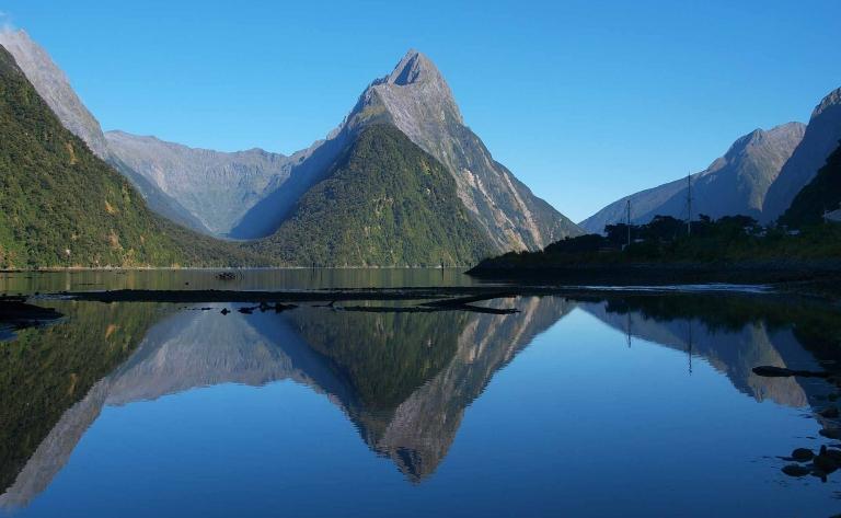 En route pour les fjords du bout du monde