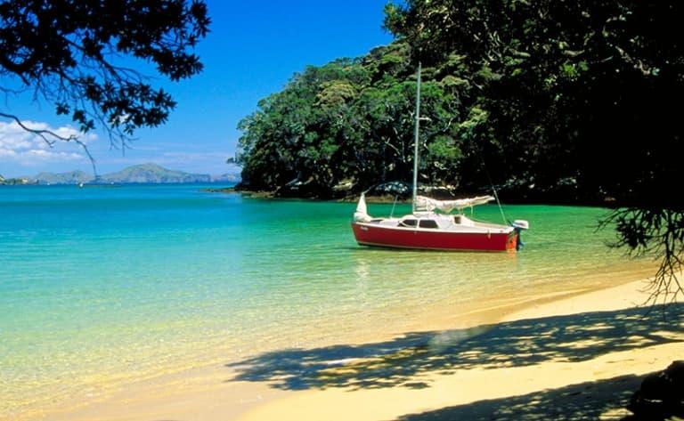 Le Paradis des îles