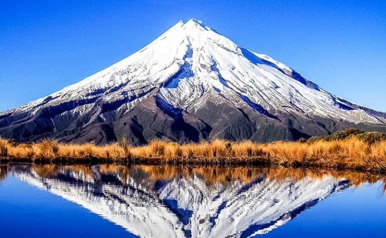 Splendeur du Mont Taranaki