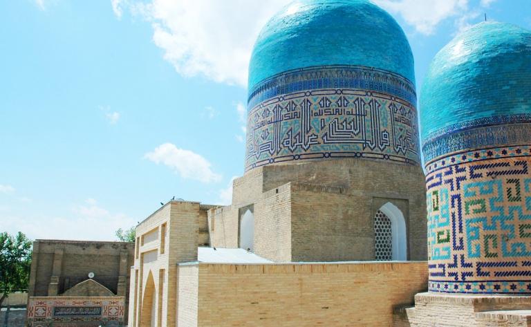 Premiers pas en Ouzbékistan