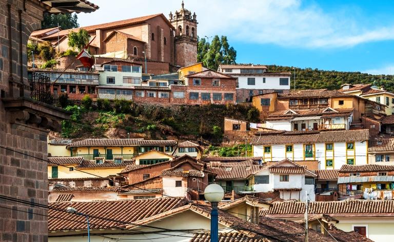 Route vers Cusco