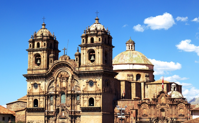 La cité Inca, Cusco