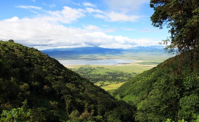 Cratère du Ngorongoro, merveille de la nature !