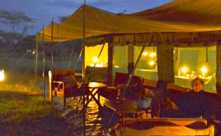 Hotel Ndutu