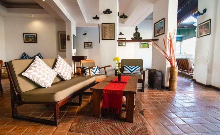 Hotel Champassak - Laos
