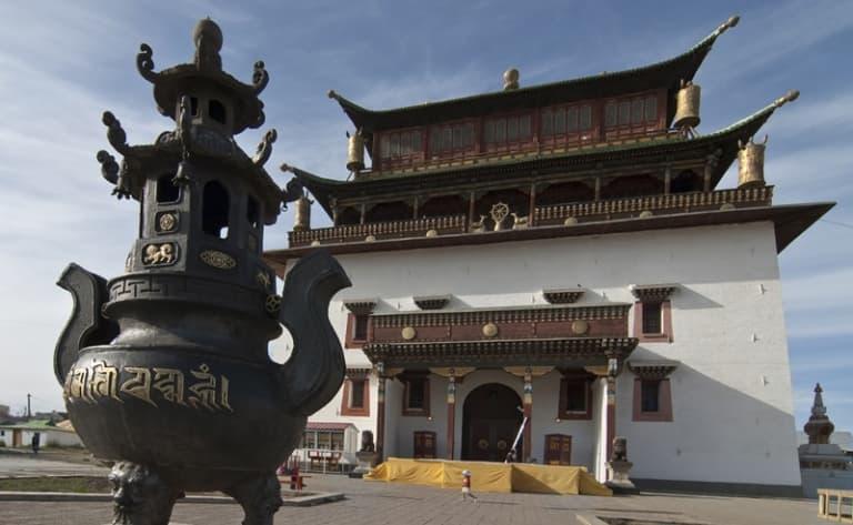 Karakorum, cité de Gengis Khan