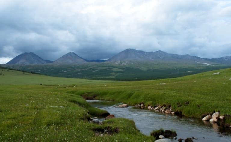 La réserve naturelle de Khögno Khan