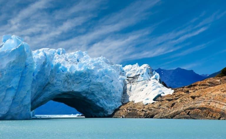 Découverte du glacier Perito Moreno