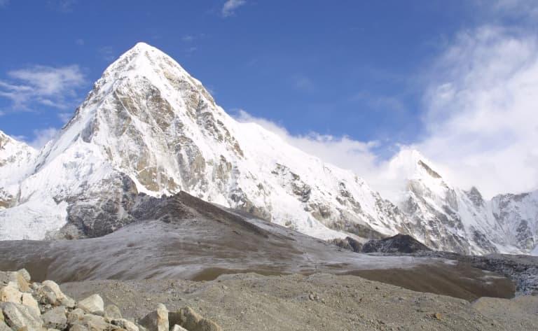 Début du pèlerinage autour du Mont Kailash