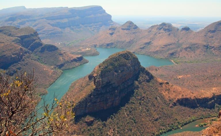 Balade au Blyde River Canyon