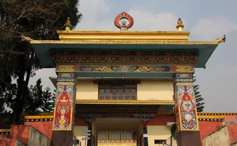 En route pour le Tibet