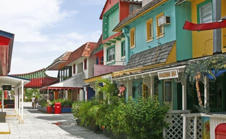 Nassau coloniale