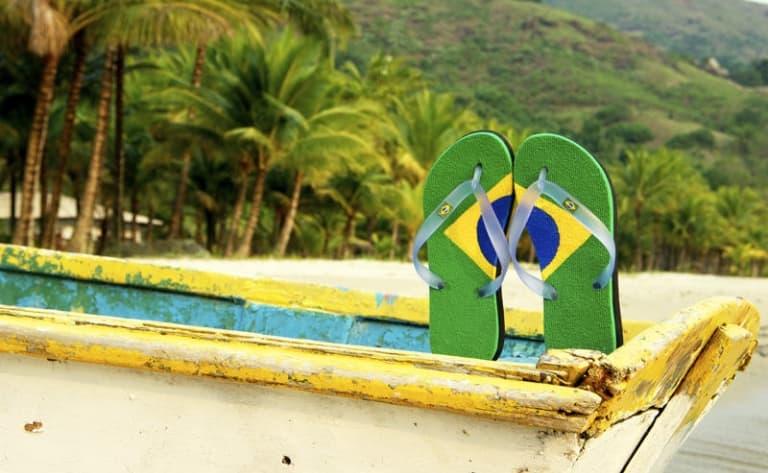 Derniers instants au Brésil et envol pour Paris