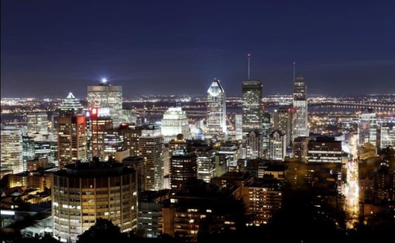Montréal avec la carte des musées