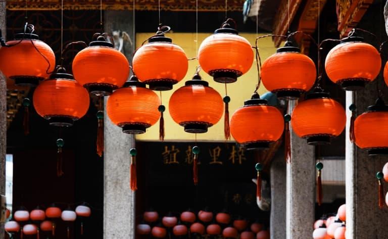 Ping'An, l'échine du dragon