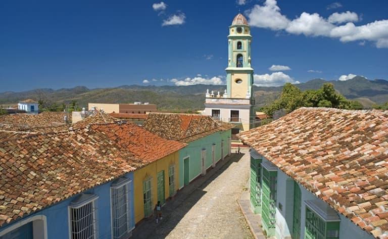 La ville musée de Trinidad