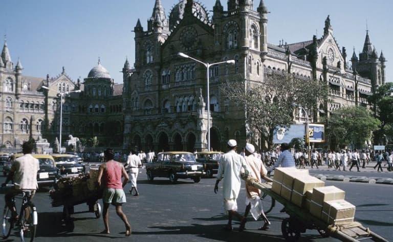 Découverte de Delhi