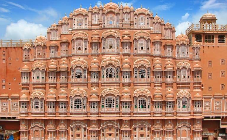 L'ancienne capitale de l'empereur moghol Akbar