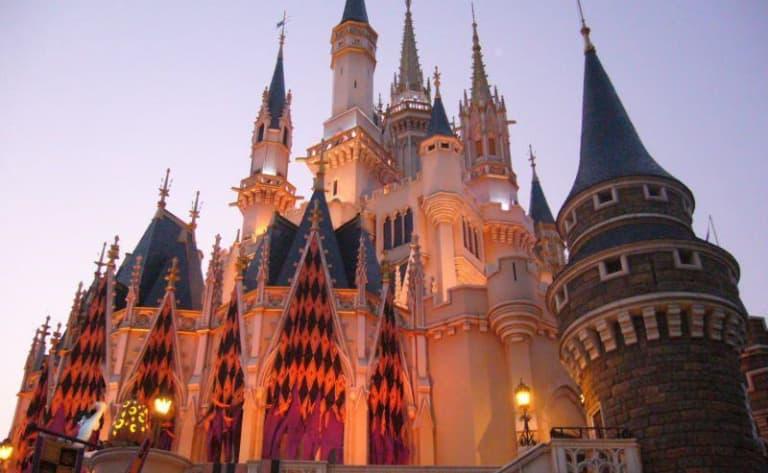 Journée à Disneyland Tokyo