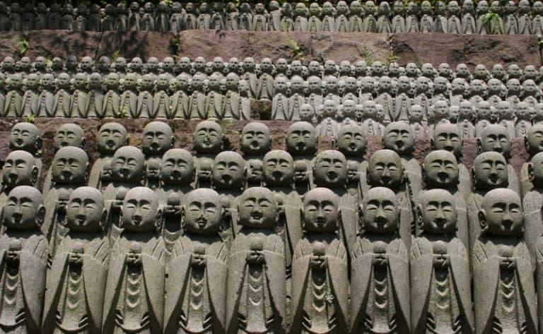 Yoshino et le monastère de Hase