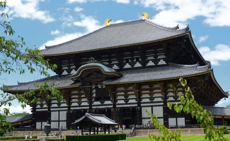 Nara et route pour Hakone