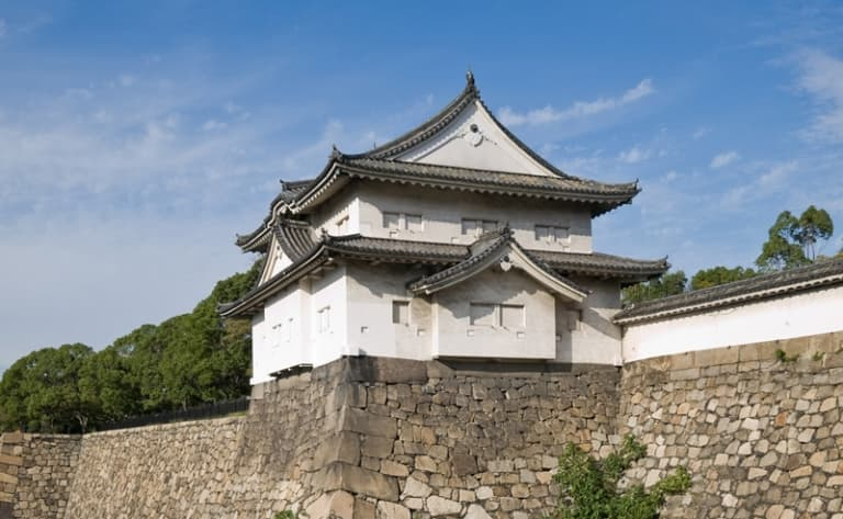 Visit Osaka Castle