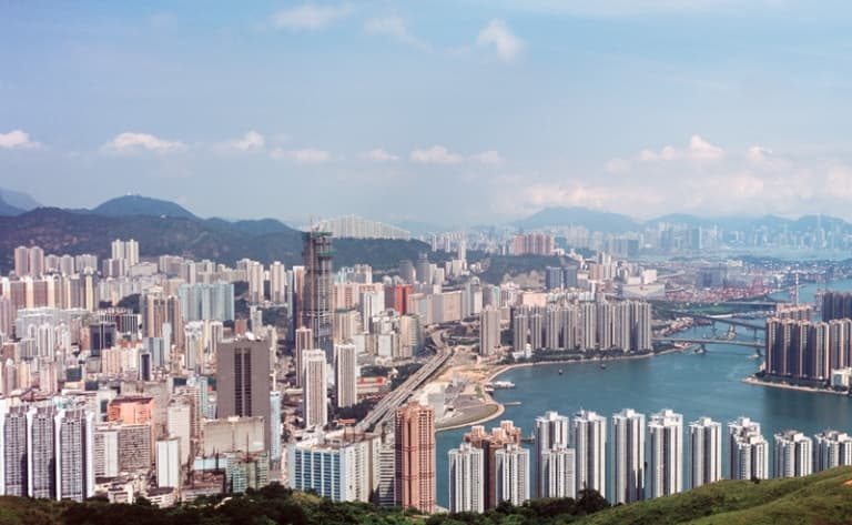 Arrive in Hong Kong and have the day to yourself