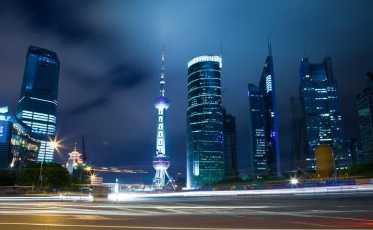 Arrivée et Visite de Shanghai