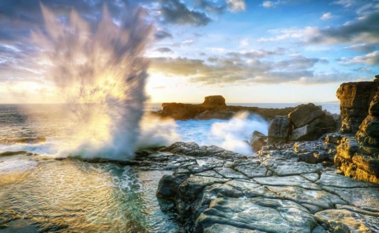 La côte sous le vent