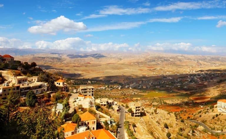 Monastères de la vallée de Qadisha
