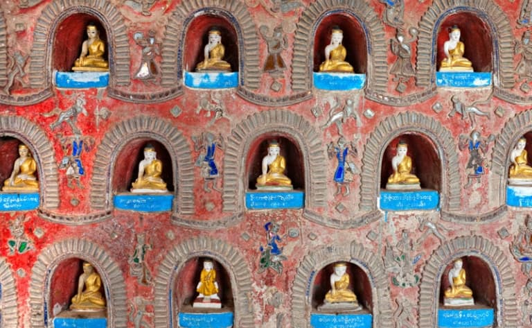 Sur la route de Mandalay
