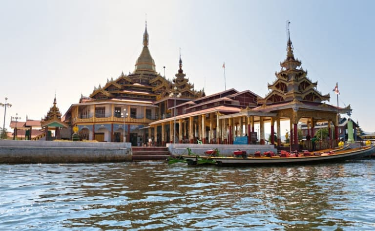 Mandalay, dernière capitale royale