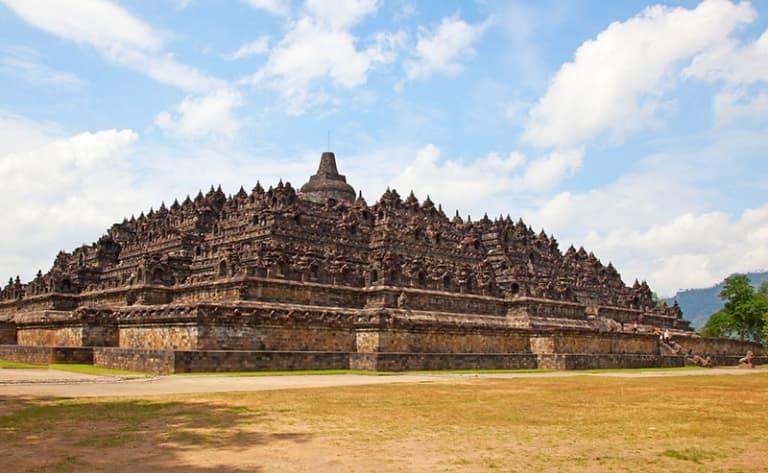 Temples, palais…et ruelles animées