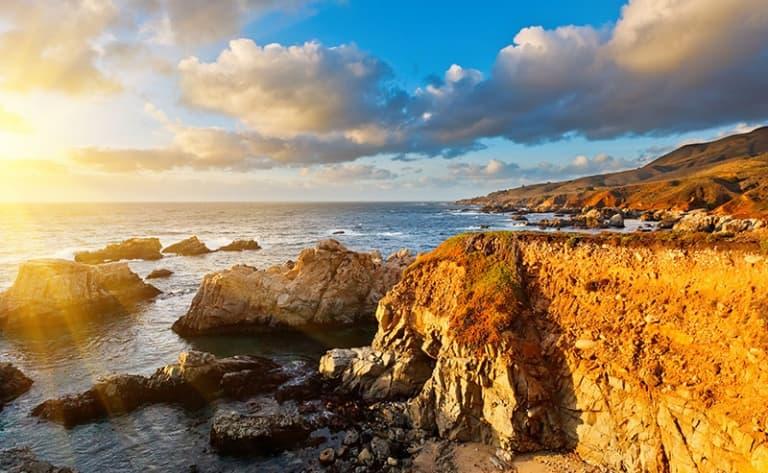 Le rêve californien sur la côte Pacifique