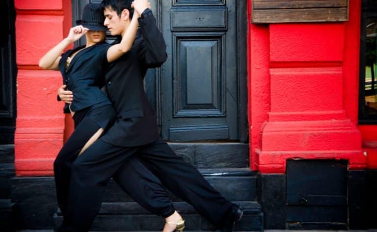 El amor al ritmo del tango
