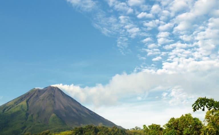 En route vers le Parc National du Volcan Tenorio