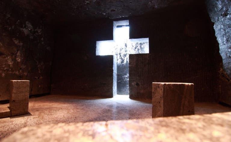 Cathédrale de Sel