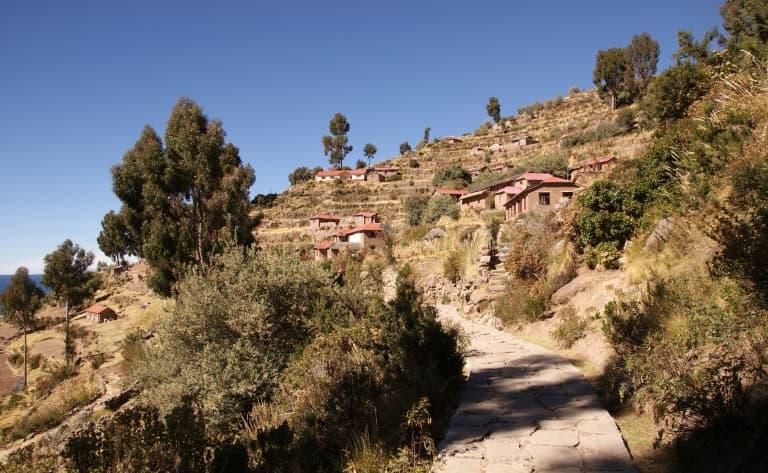 Les villages Jalq'a