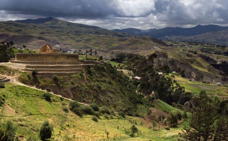 Nez du Diable et site Inca