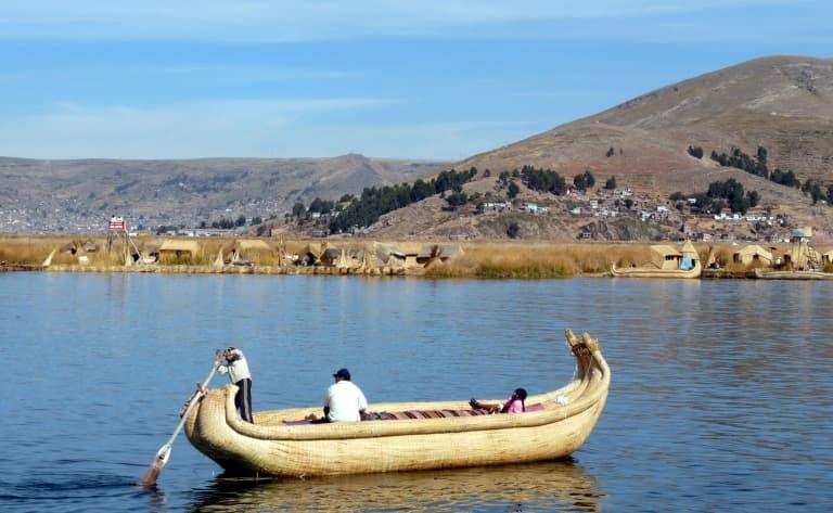 Site de Tiwanaku et Lac Titicaca