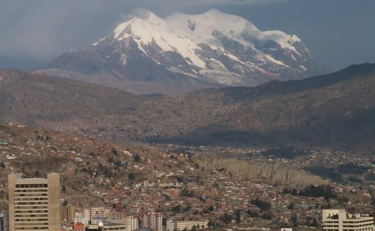 Départ de France en direction de la Bolivie