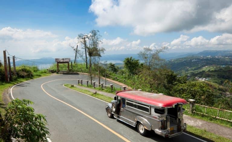 Traversée de Luzon