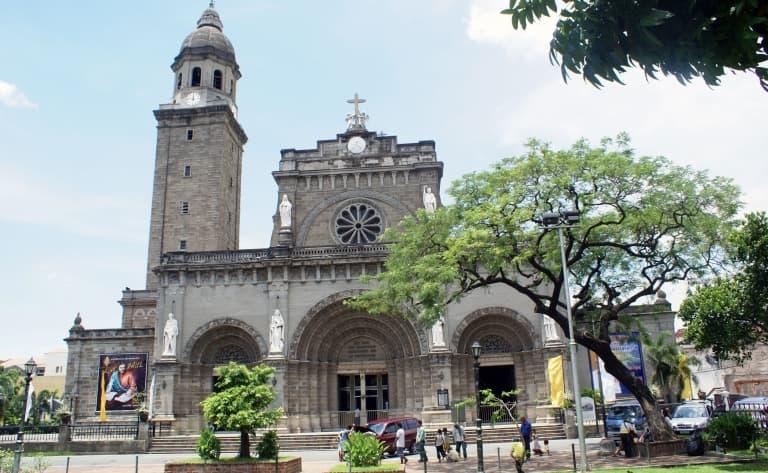 Visite de Manille