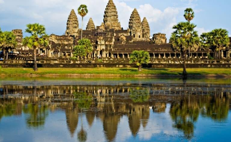 Magnifique Angkor !