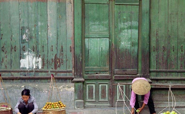 Visite du marché chinois de Cholon