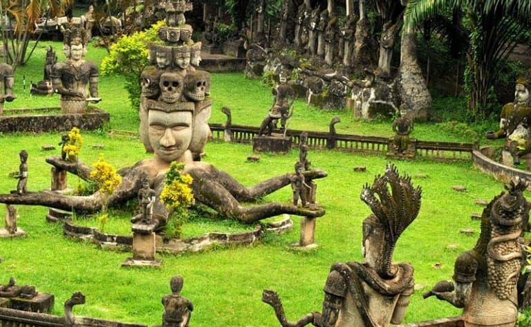 Site de Sukhothai, classé à l'Unesco