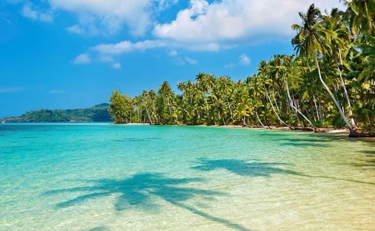 En route pour les plages du Golfe de Thaïlande