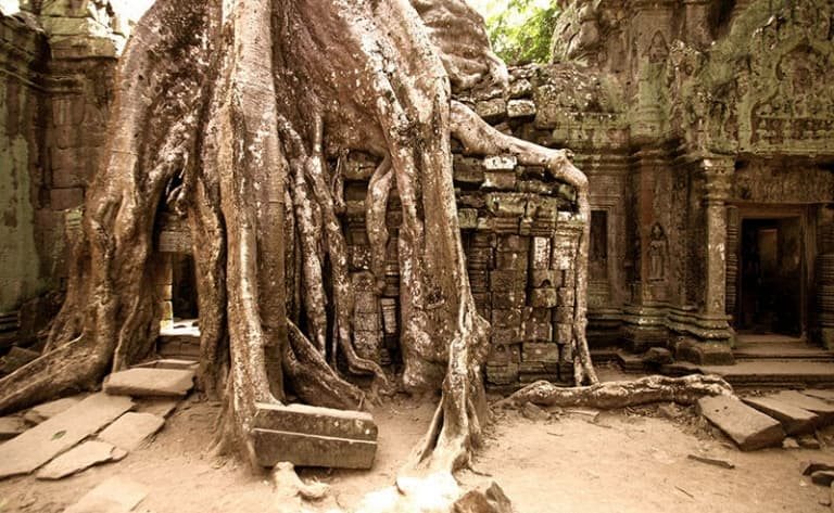Temples des environs d'Angkor