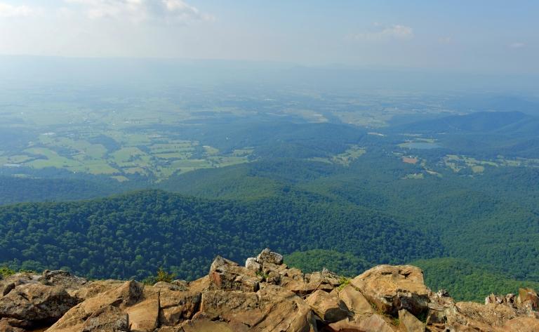 Visite du Parc National de Shenandoah