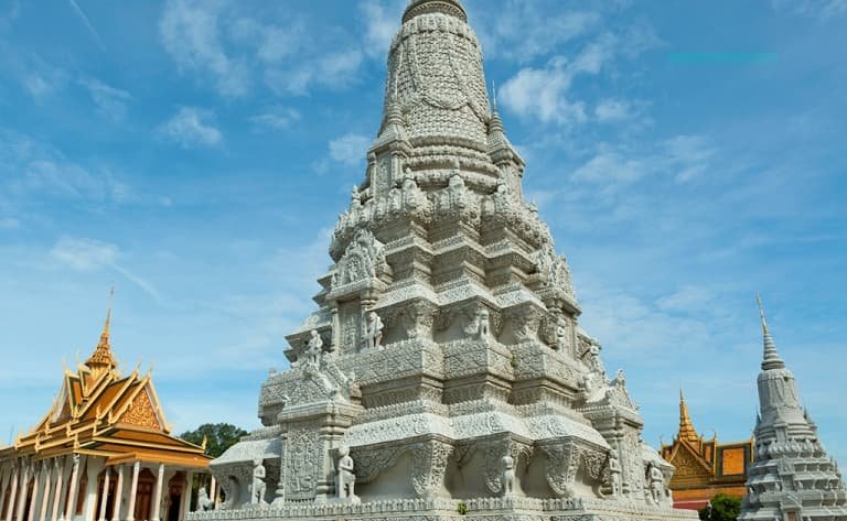 Envol pour Siem Reap